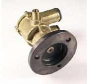 Raw water pickup pump for LT-1 and LTR engines 3 hole flange.