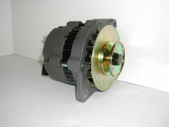 "Alternator-specify 3/8 or 1/2"" pulley"