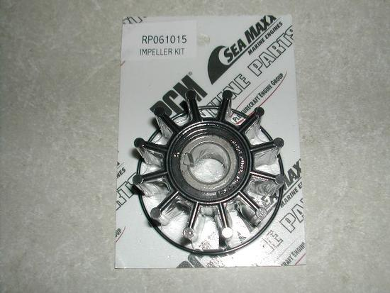 Sherwood (PCM) water pump impeller with O ringfor all PCM Ford applications
